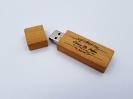 Edler USB-Stick in Holz aus der